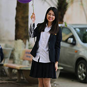 Nguyen Hoai Linh - Foreign Language Specialized High School- Hanoi